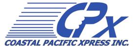 Coastal Pacific Xpress Inc Logo
