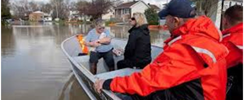Red Cross Spring Floods Appeal